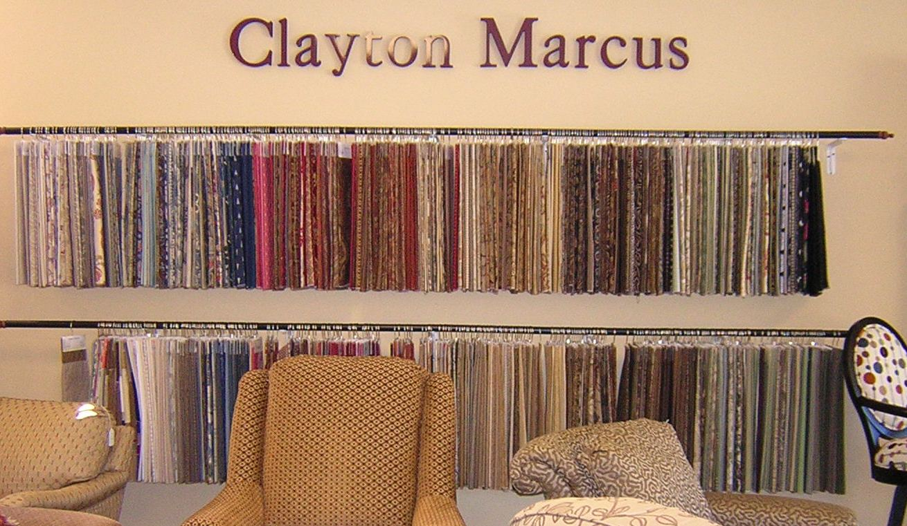 Great Clayton Marcus   Sofa, Loveseat, Chair And Ottoman   You Choose The Fabric