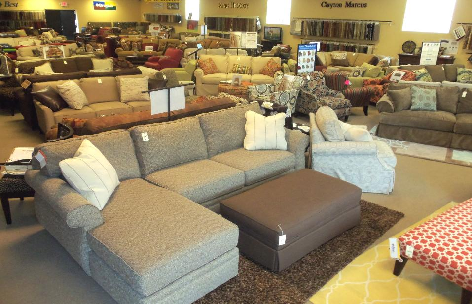 Genial Barnett Furniture Store Showroom Located   6961 Gadsden Highway   You  Choose The Fabric