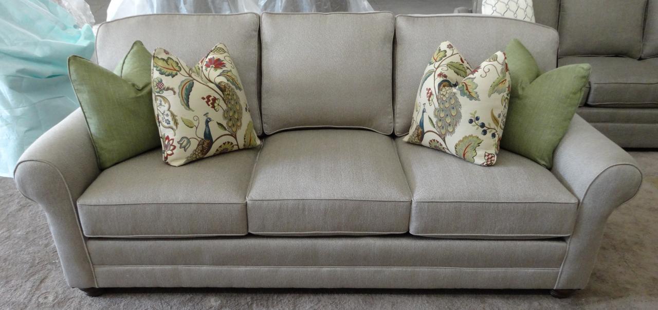 Barnett Furniture King Hickory Winston