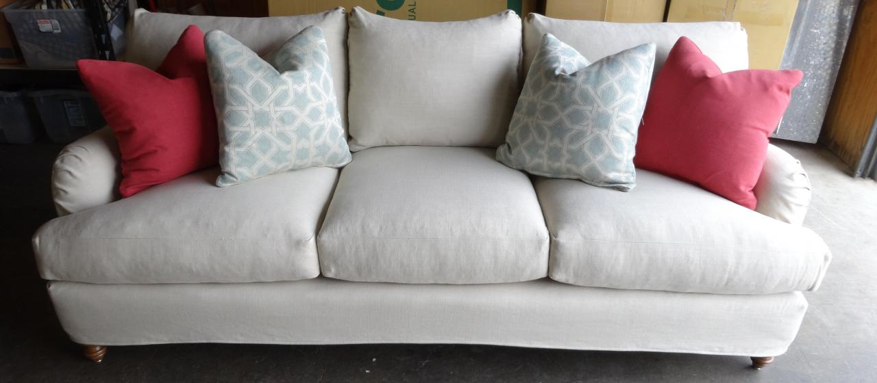 beautiful pictures of oversized sofa slipcover