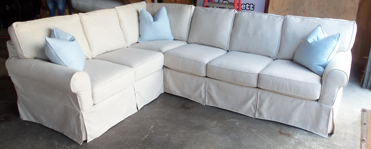 Click on the thumbnail to view the photos larger. : rowe sectionals - Sectionals, Sofas & Couches