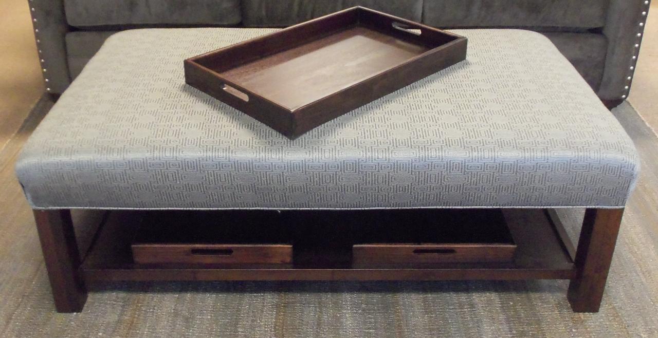 Barnett Furniture Craftmaster Ottoman