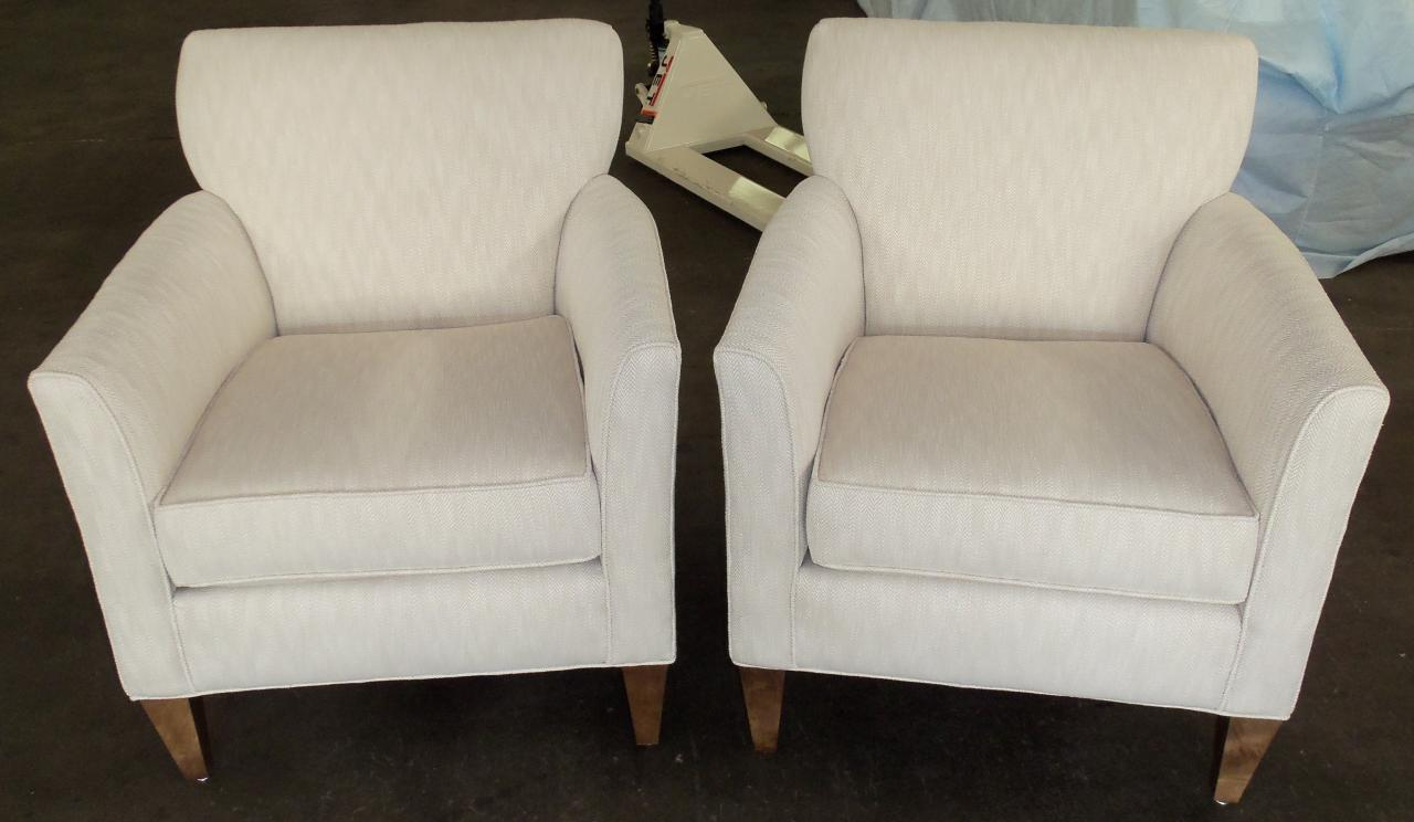 Barnett Furniture - Rowe furniture Times Square Chair