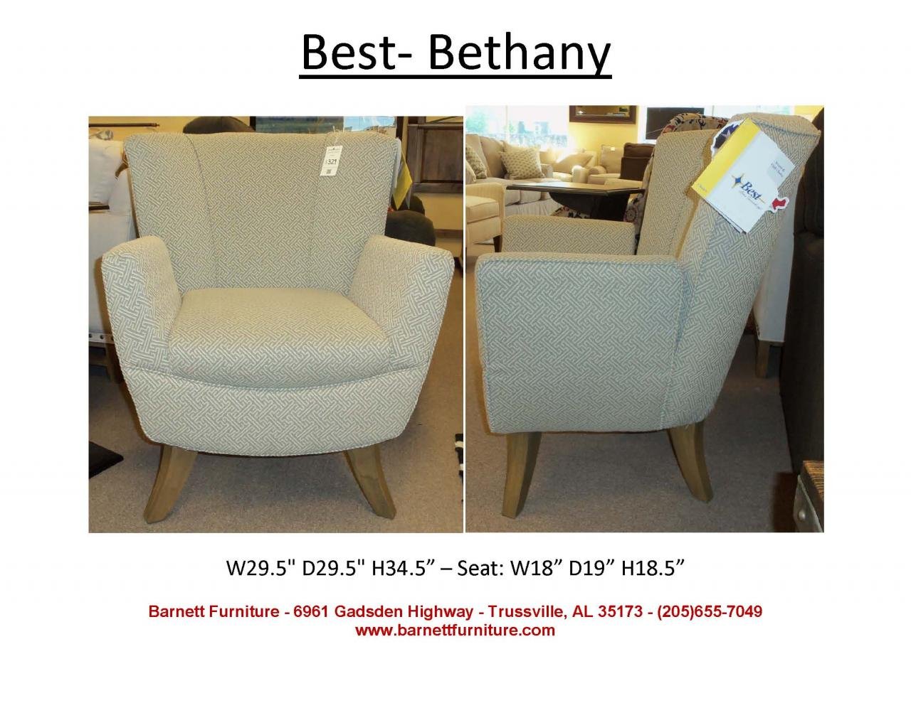 Best Bethany Chair