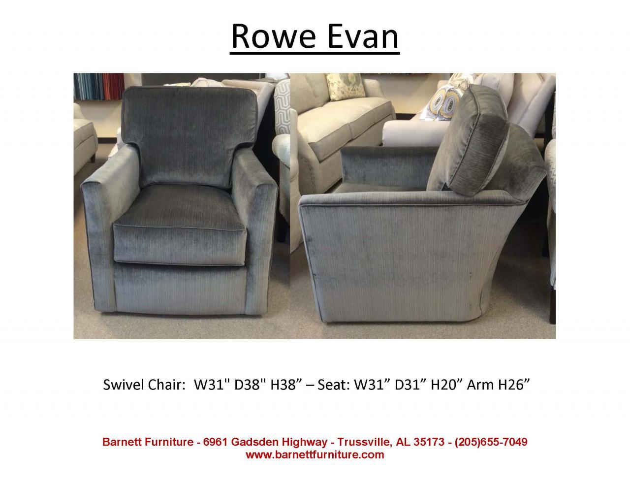 Superieur ... Rowe Evan Swivel Chair ...