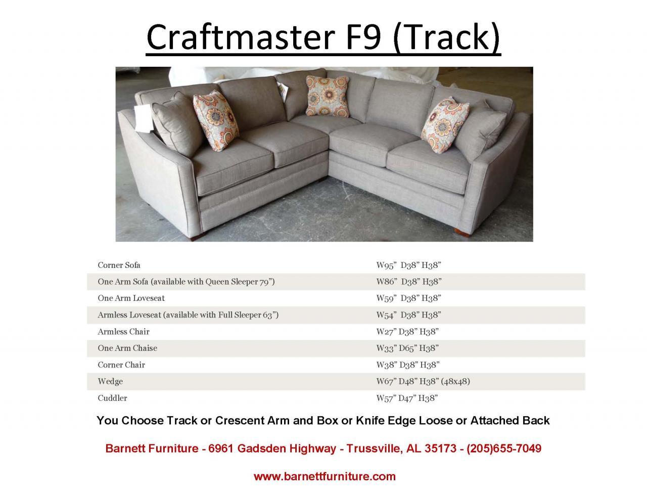 Barnett Furniture - Sectionals