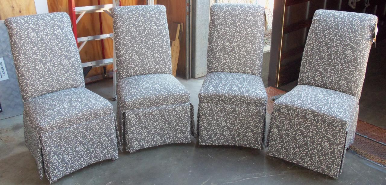 Barnett Furniture Best home furnishingsParson Chairs