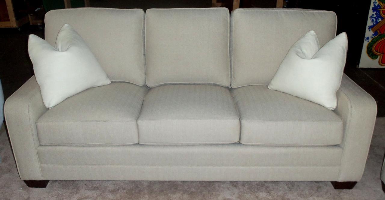 Barnett Furniture King Hickory Bentley Sofa