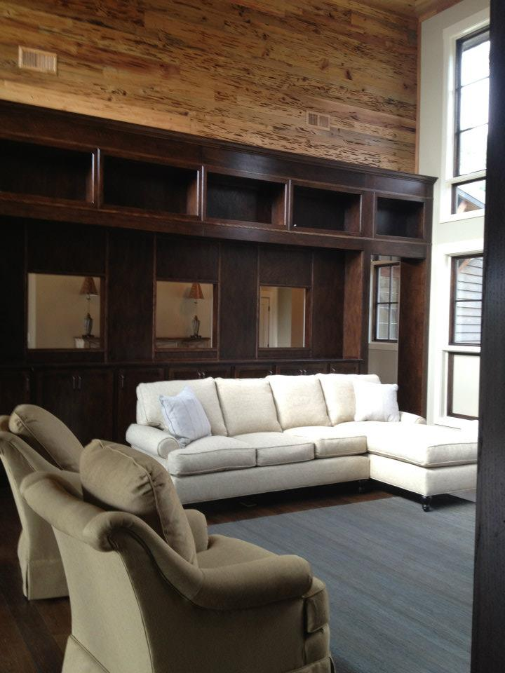 Delicieux ... Barnett Furniture Trussville / Birmingham   In The Home Customer Custom  Orders ...